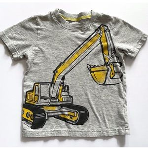 Carter's Short Sleeved Graphic T-Shirt Size 3T